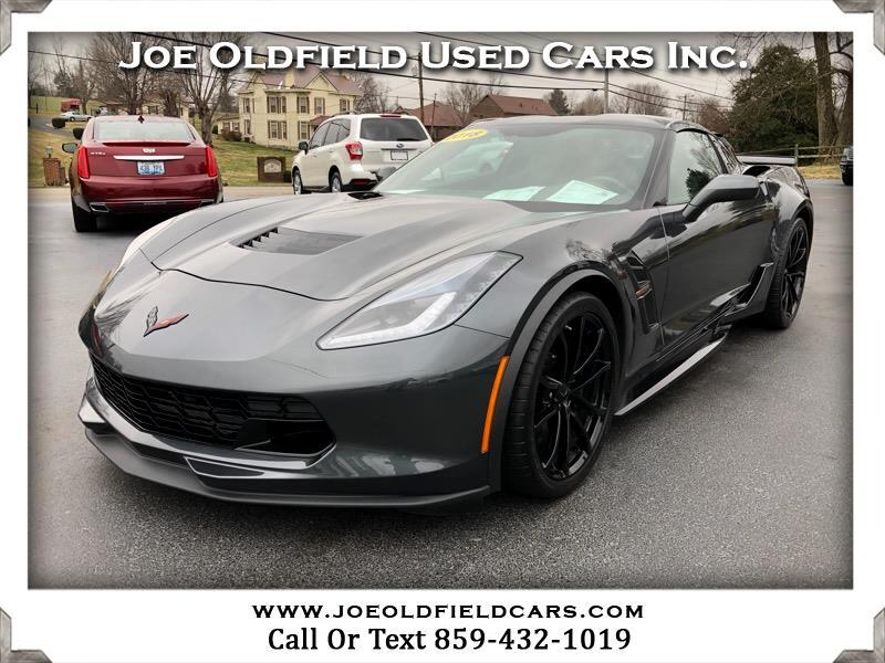 2018 Chevrolet Corvette Grand Sport w/1LT