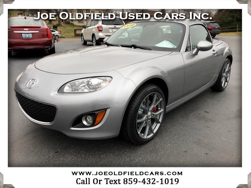 2009 Mazda MX-5 Miata Grand Touring PRHT