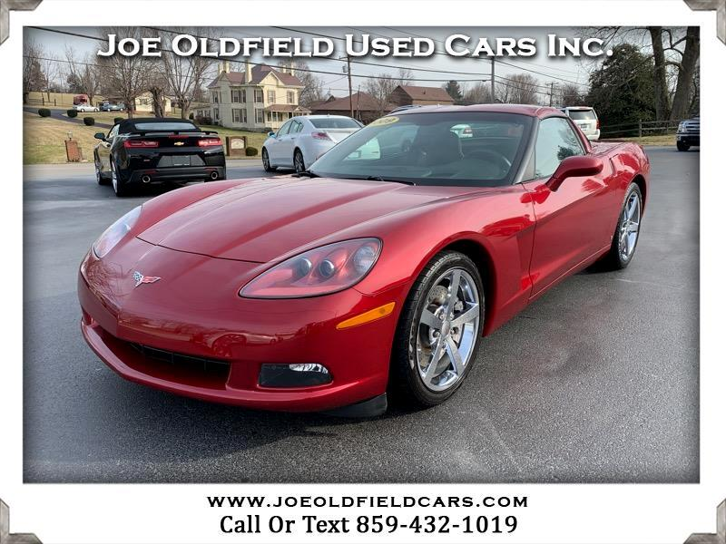 2009 Chevrolet Corvette Coupe LT4