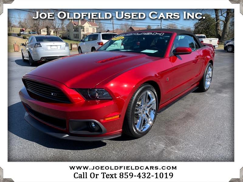 2014 Ford MUSTANG GT Roush Stage 1 Phase 2 Package