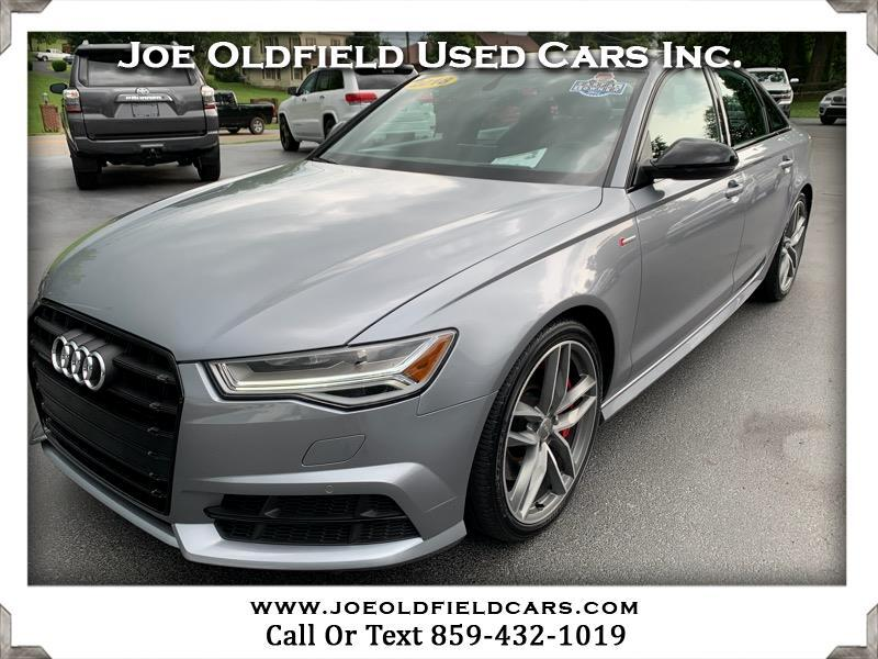 2018 Audi A6 3.0 TFSI Premium Plus quattro