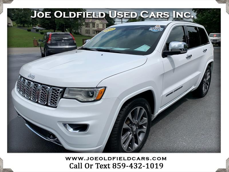 2017 Jeep Grand Cherokee 2WD 4dr Overland