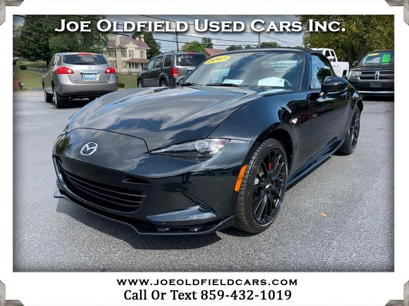 2017 Mazda MX-5 Miata 2dr Conv Man Club