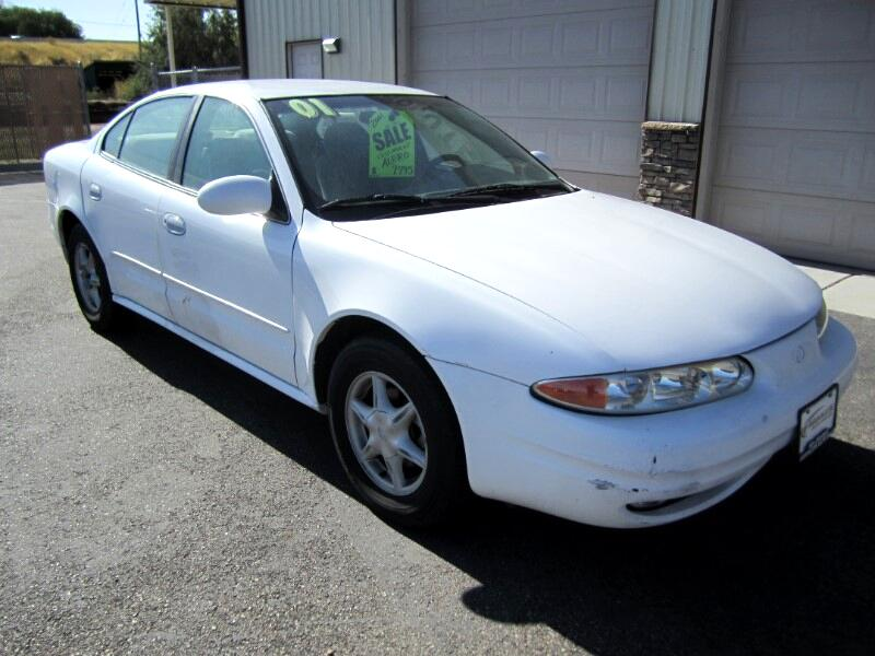 Oldsmobile Alero GL4 Sedan 2001