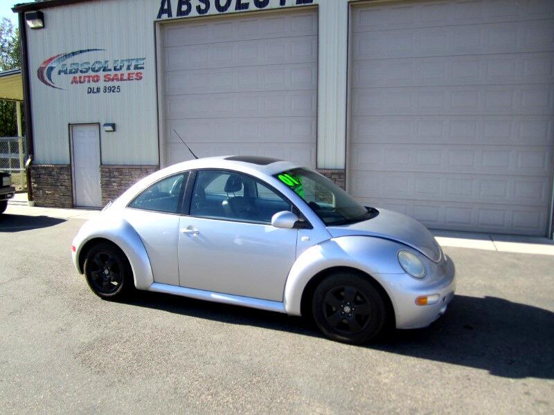 Volkswagen New Beetle GLX 2001