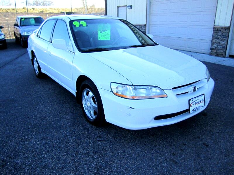 Honda Accord EX sedan 1999