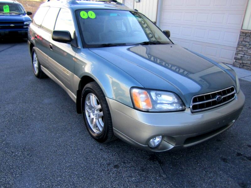 Subaru Outback Wagon w/ All-weather Package 2000