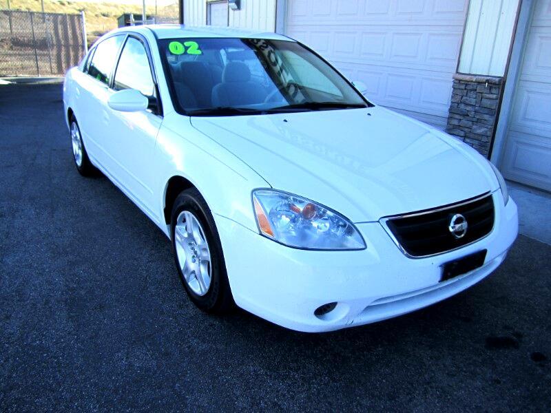 Nissan Altima 2.5 2002