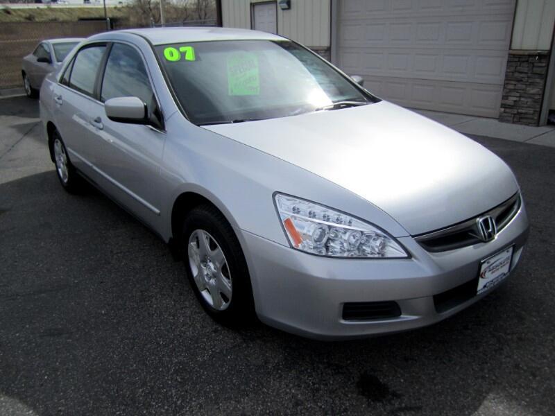 Honda Accord LX sedan AT 2007