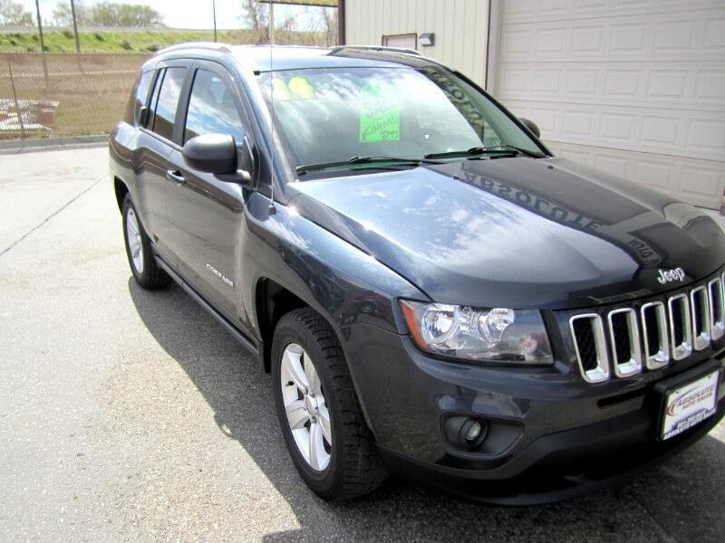 Jeep Compass Sport 4WD 2014