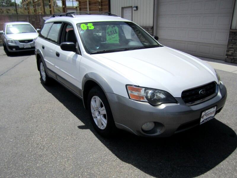 Subaru Outback 2.5i Wagon 2005