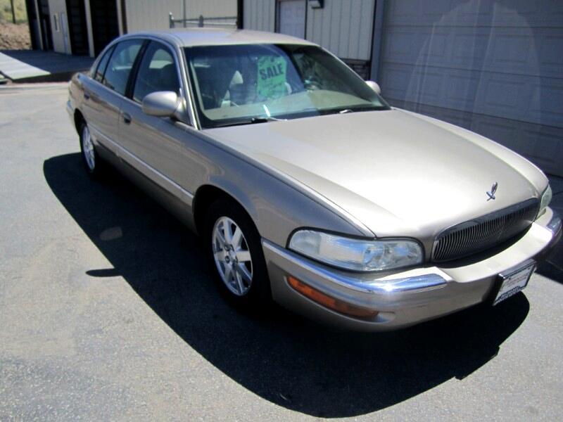 Buick Park Avenue Sedan 2004