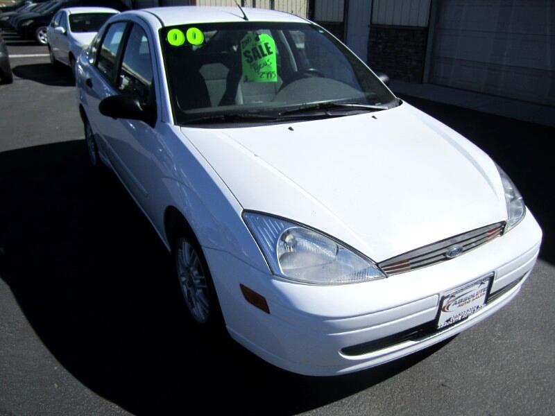 Ford Focus ZTS 2000