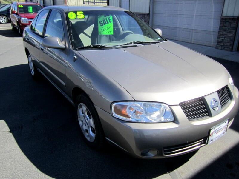 Nissan Sentra 1.8 2005