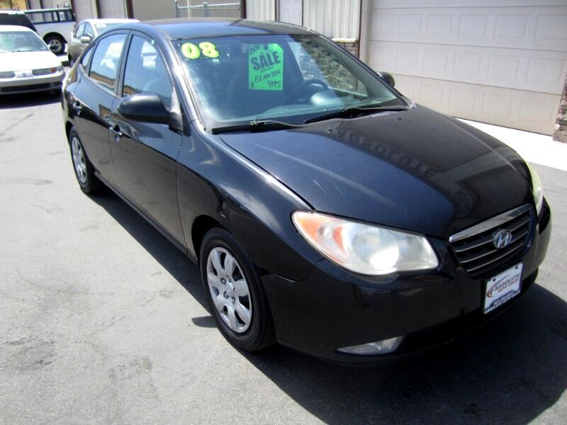 Hyundai Elantra SE 2008