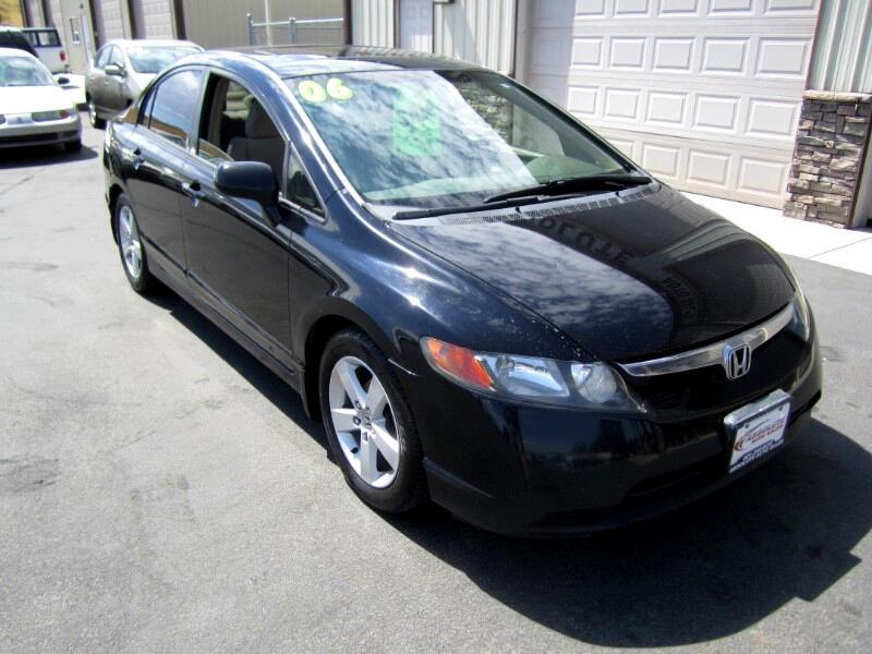 Honda Civic EX Sedan AT with Navigation 2006