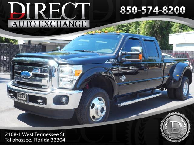 2012 Ford F-350 SD Lariat Crew Cab Long Bed DRW 4WD