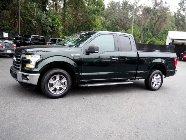 Ford F-150 XLT SuperCab 8-ft. 2WD 2015
