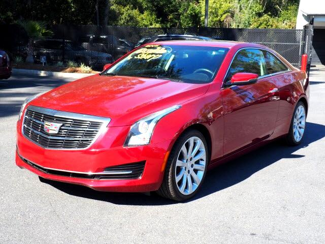 Cadillac ATS Coupe 2.0L Turbo Standard RWD 2015