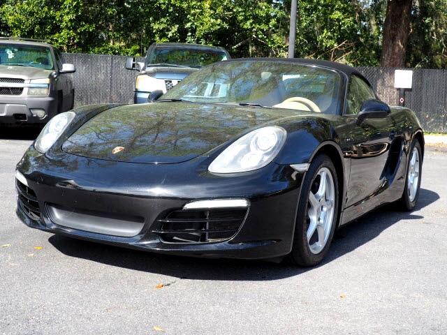 Porsche Boxster Base 2013