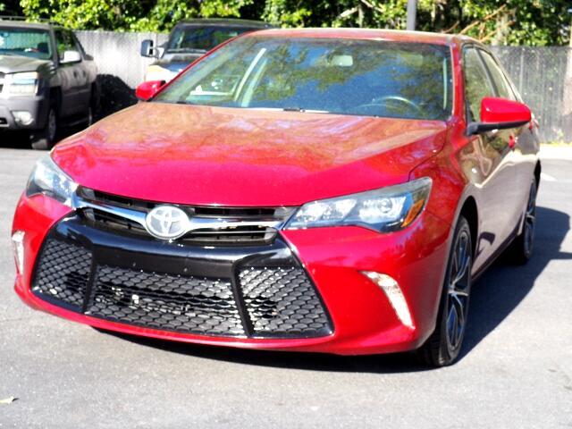Toyota Camry XSE V6 2016