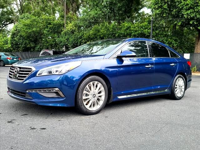 Hyundai Sonata Sport 2015