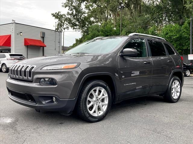 Jeep Cherokee Latitude Plus FWD 2018