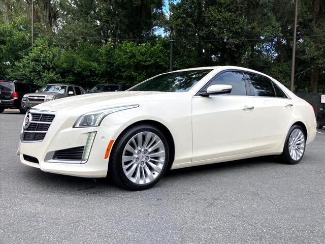 Cadillac CTS 3.6L Performance RWD 2014