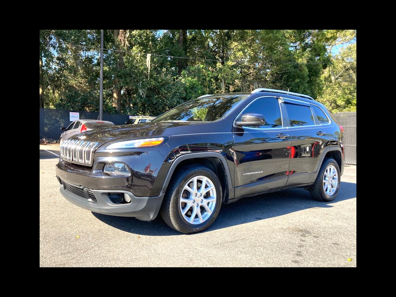 Jeep Cherokee Latitude FWD 2016