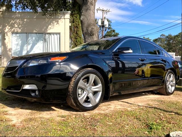 Acura TL 6-Speed AT SH-AWD with Tech Package 2014