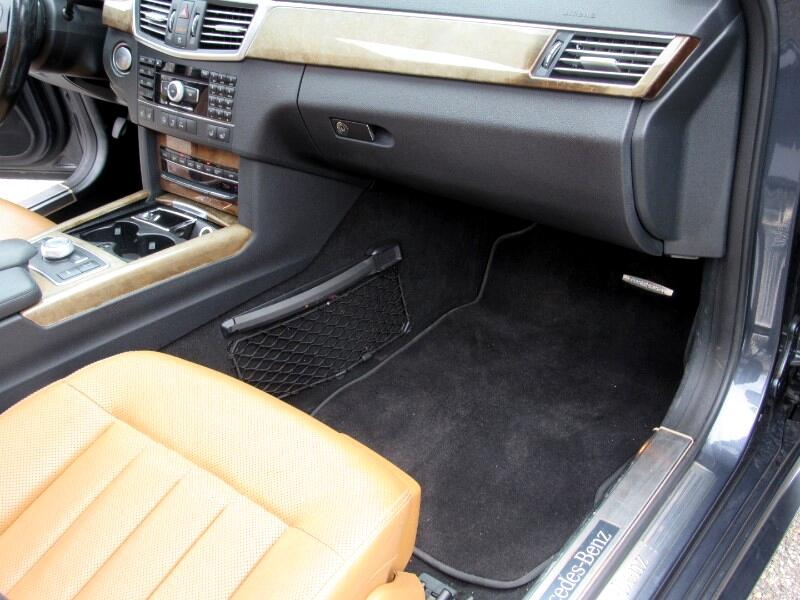 2010 Mercedes-Benz E-Class E550 Sedan 4MATIC