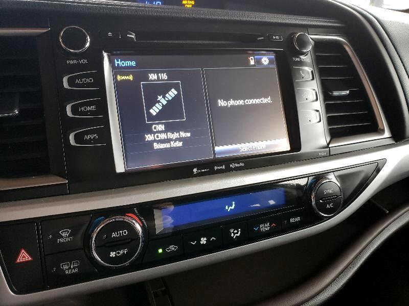2016 Toyota Highlander LE AWD V6