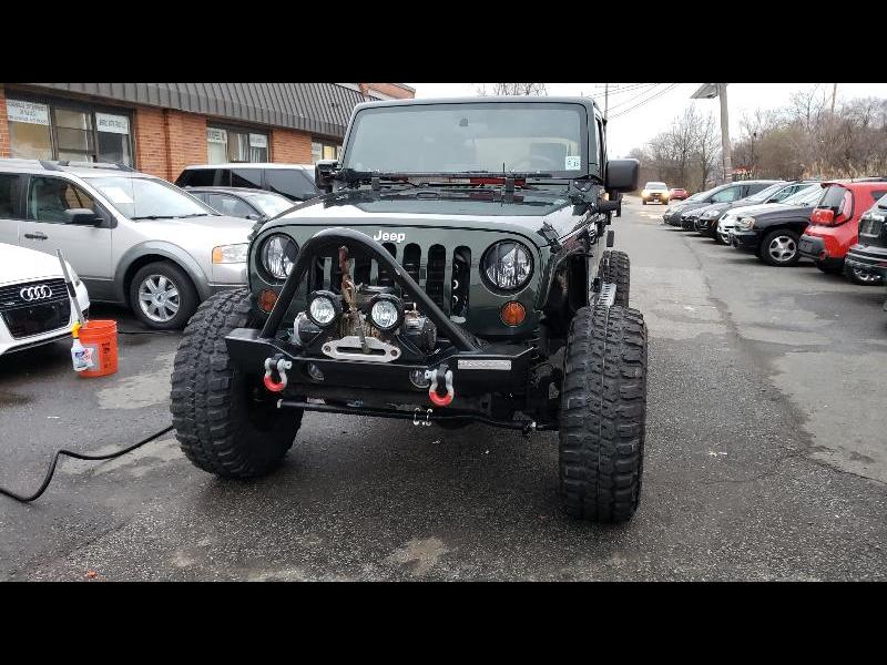 2010 Jeep Wrangler Unlimited Rubicon 4WD