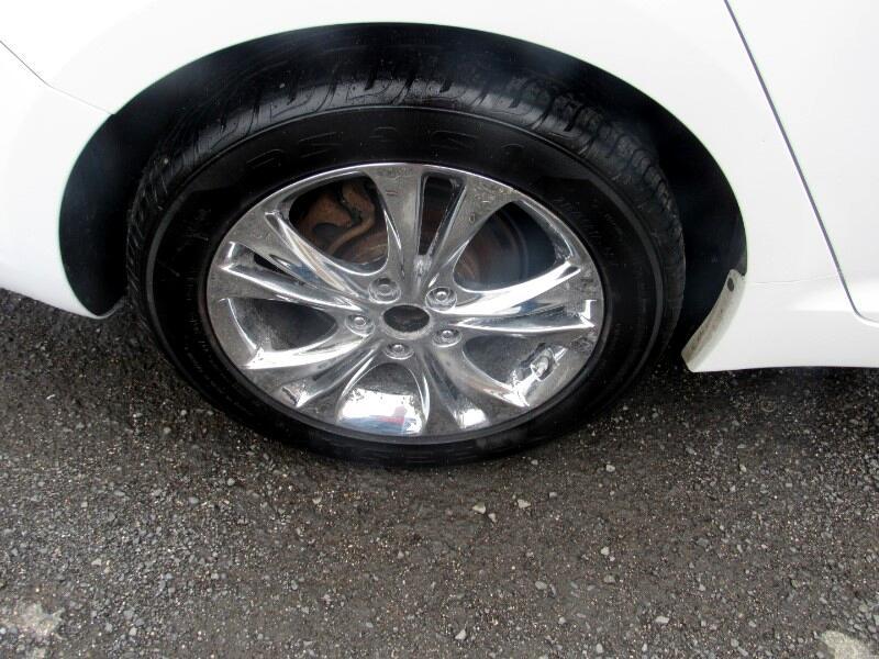 2011 Kia Optima EX Turbo
