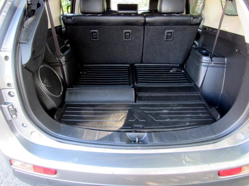 2014 Mitsubishi Outlander SE S-AWC