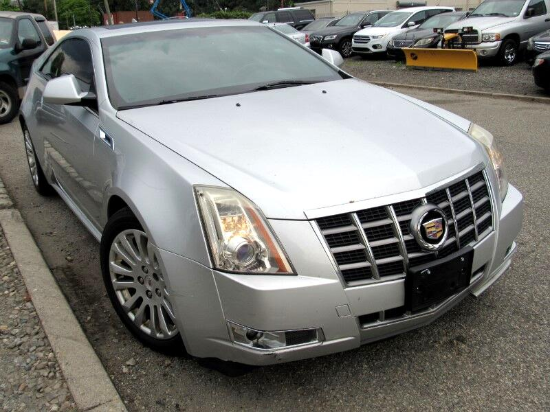 2012 Cadillac CTS Performance Coupe AWD w/ Navigation