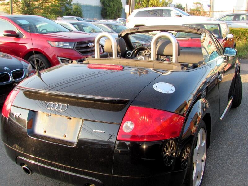 2002 Audi TT Roadster Quattro
