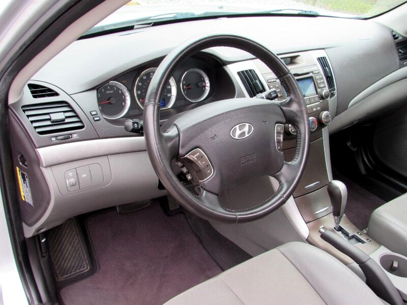 2009 Hyundai Sonata Limited