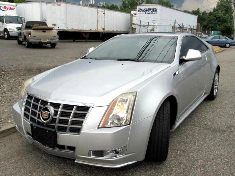 Cadillac CTS Performance Coupe AWD w/ Navigation 2012