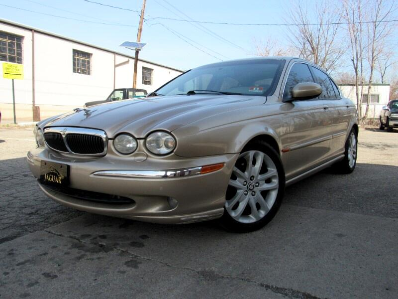 Jaguar X-Type 2.5 2002