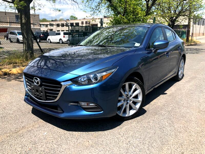 Mazda MAZDA3 i Touring AT 4-Door 2017
