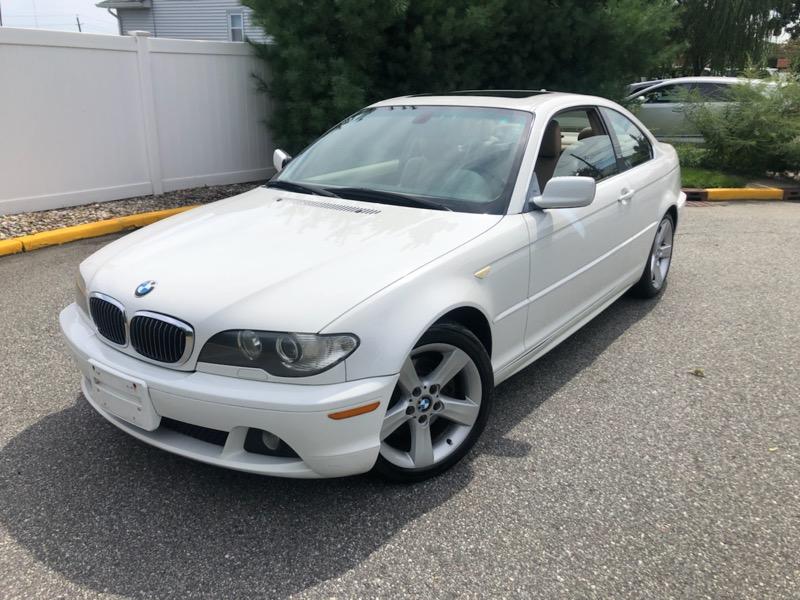 BMW 3-Series 325Ci coupe 2005