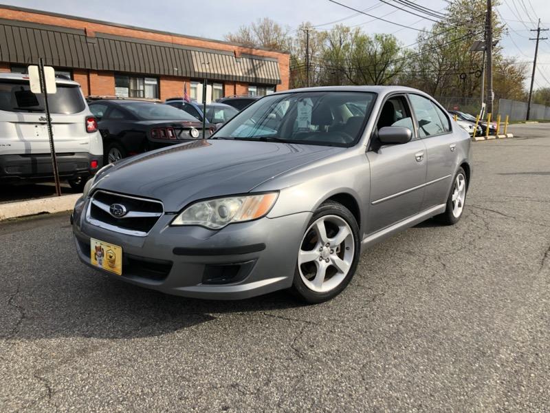 Subaru Legacy 2.5 GT Limited 2008