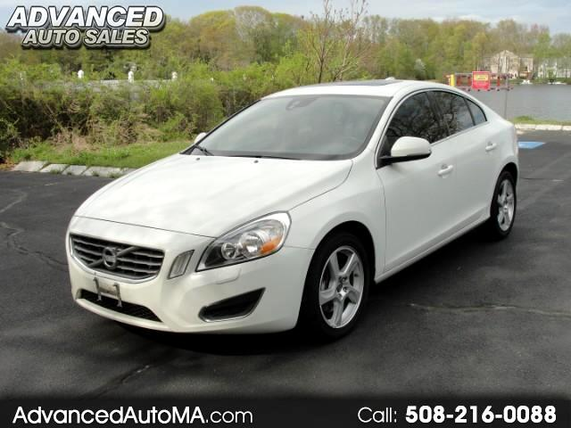 2013 Volvo S60 4dr Sdn T5 Platinum AWD