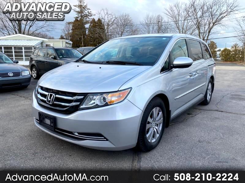 Honda Odyssey EX-L w/RES 2014
