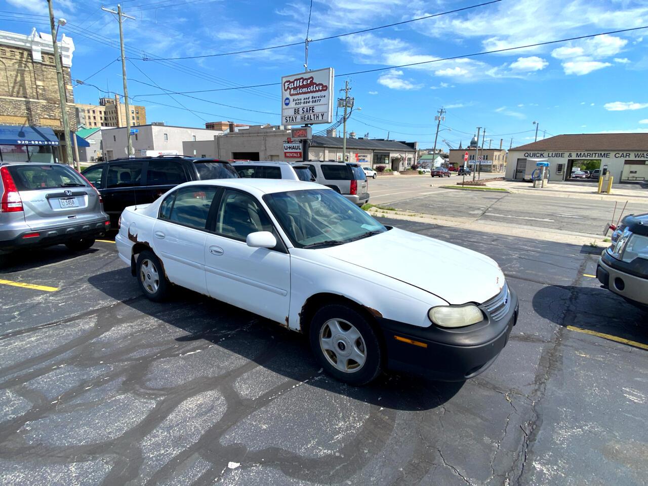Chevrolet Malibu LS 2001