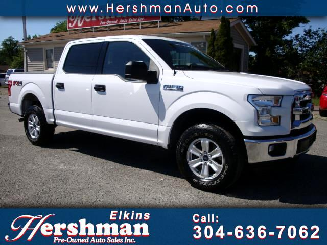 2015 Ford F-150 4WD SuperCrew 139
