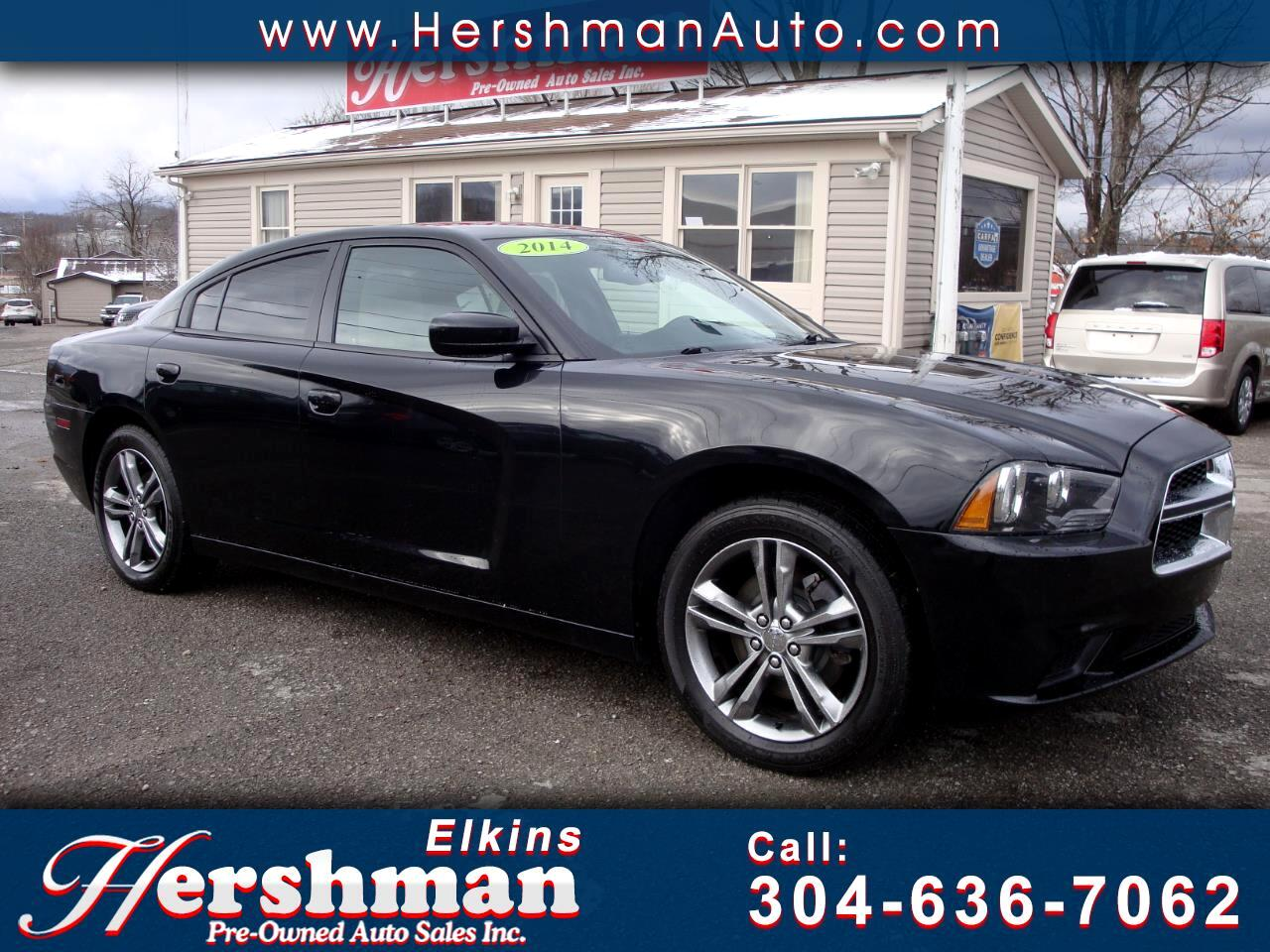 2014 Dodge Charger 4dr Sdn AWD