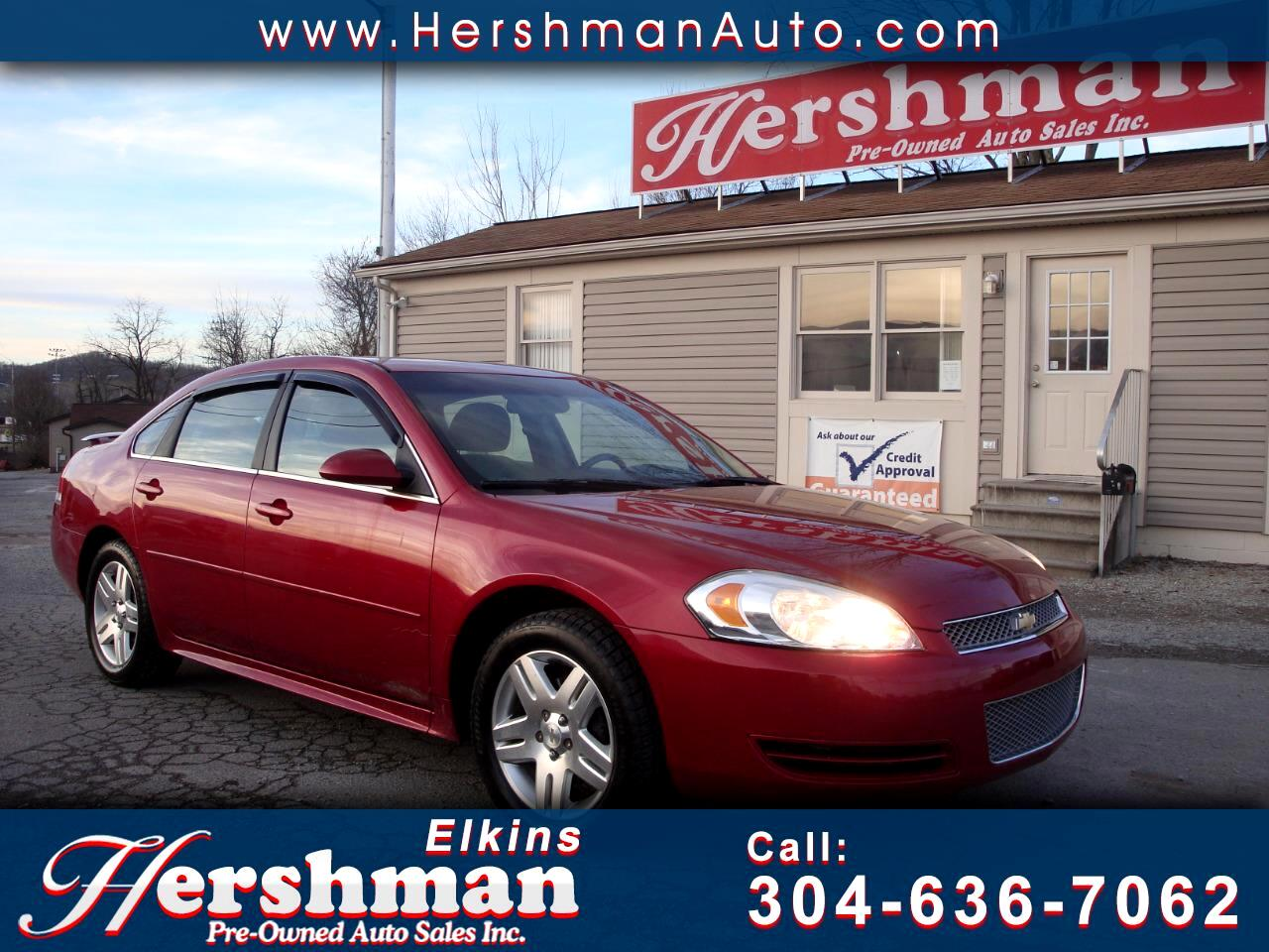 2013 Chevrolet Impala 1LT