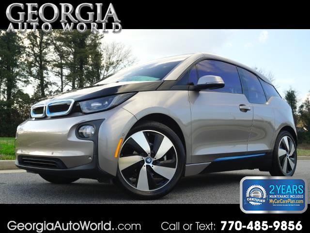 2014 BMW i3 Electric